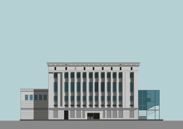 BERGHAIN BERLIN  World's best nightclub illustrations by Pablo Benito