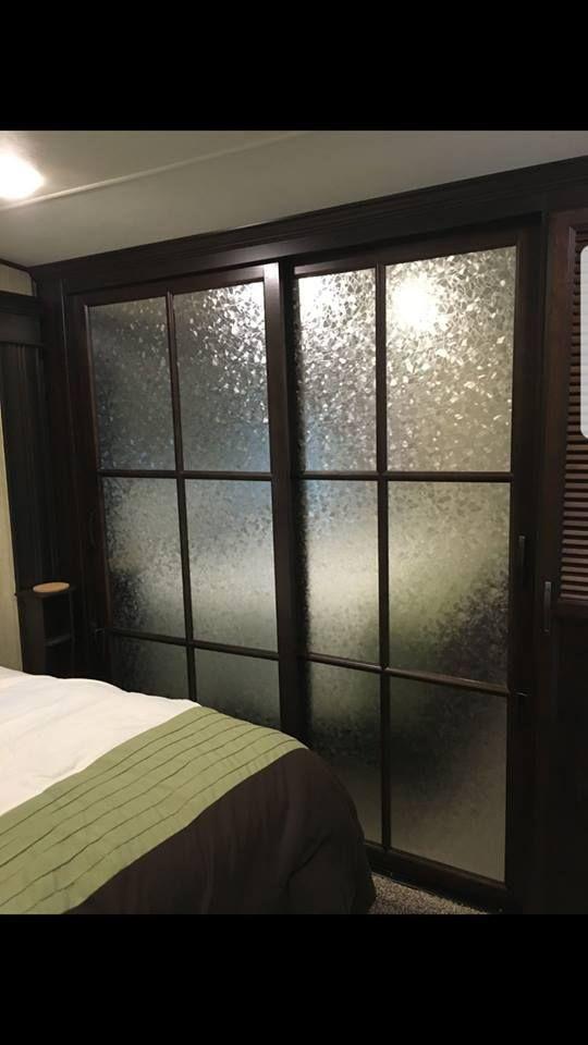 Rv Sliding Bedroom Door Online Information