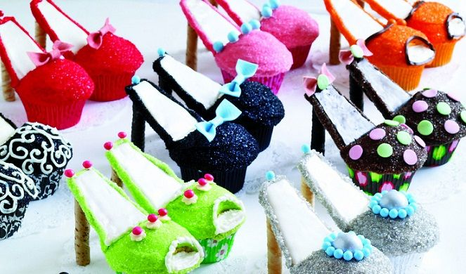 How to Make Stiletto Cupcakes