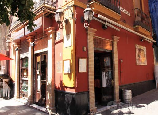 My favorite bar in all of Sevilla - Entrecarceles - I'm craving their berenjena dish right now!