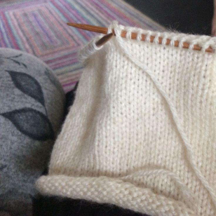 Leg warmers I'm working on