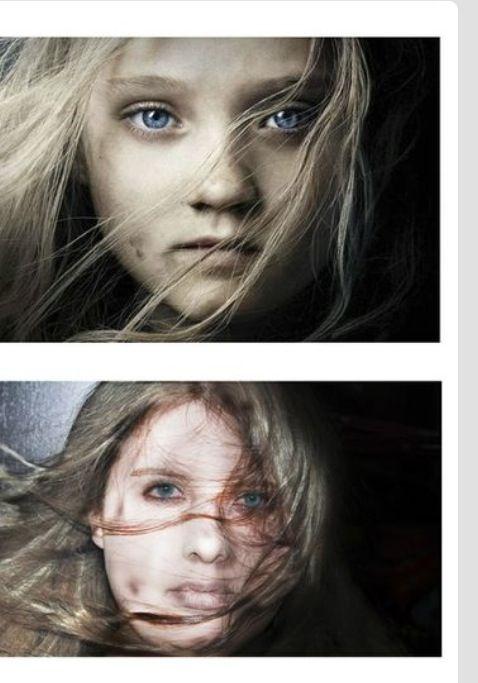 """Remake """"Los miserables"""" hecho por Paula Galindo Romero #actualidad #peliculas #publicidad #edición #digital"""