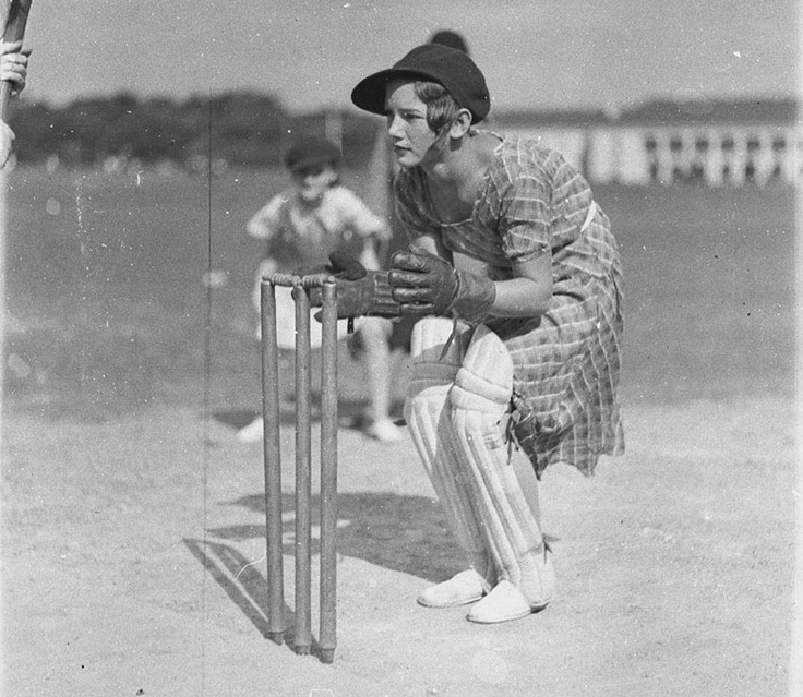 Assured, vintage photos of cricketers very pity