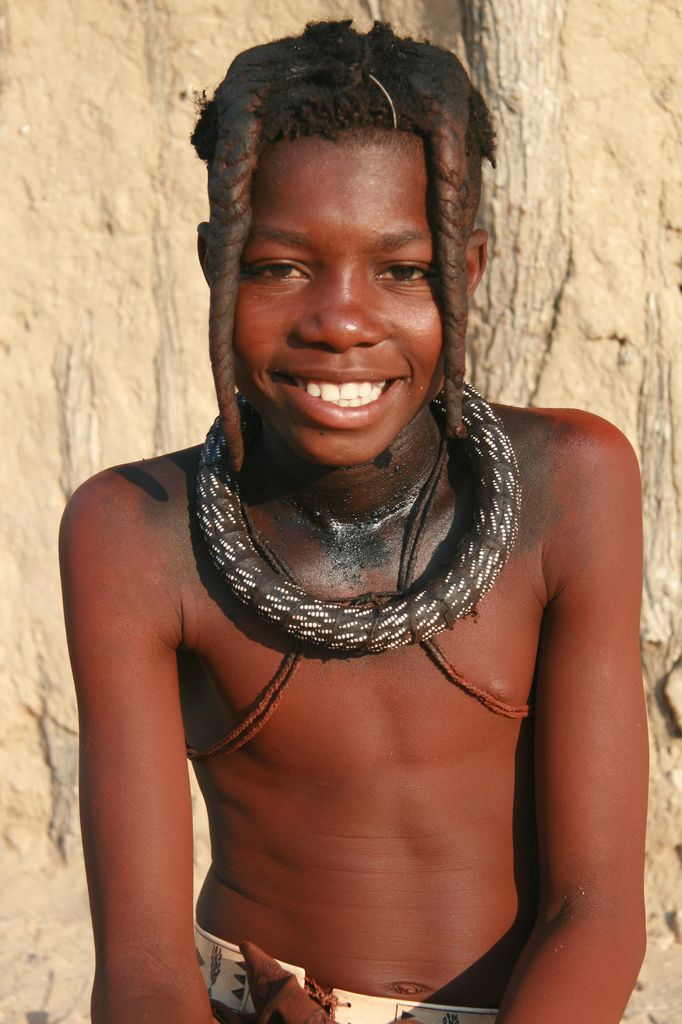 Africa - The Himbas in Namibia | Africa people, African