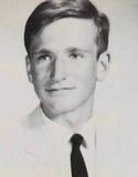 "Robin Williams, in his 1969 ""Log"" yearbook of Redwood High School in Larkspur, California."
