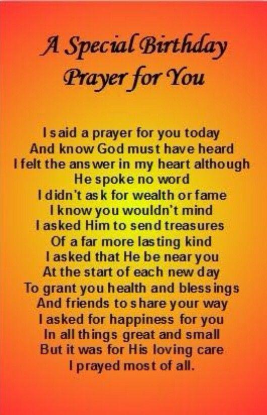 Happy Birthday Birthday Prayer Birthday Wishes For Son Happy Birthday Prayer