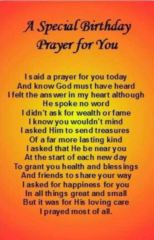 Happy Birthday Birthday Prayer Birthday Wishes For Son Prayers For My Daughter