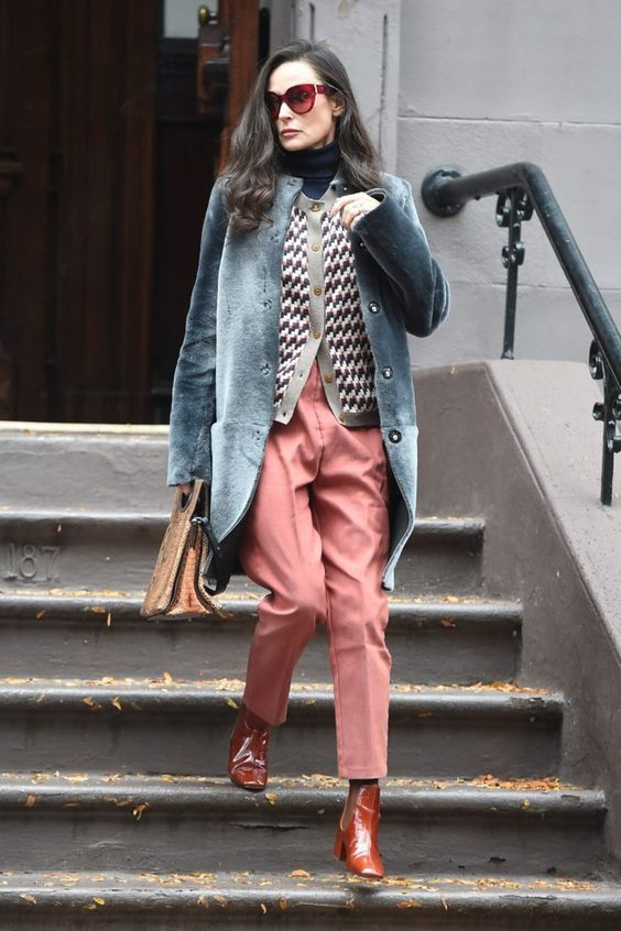 Demi Moore Street Style & more details