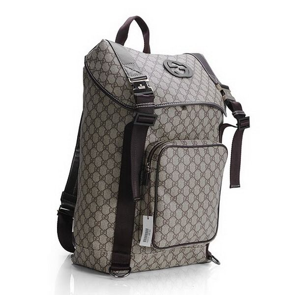 Gucci 246321 FP4EX 8585 Backpack With Interlocking G Detail 1 600x600