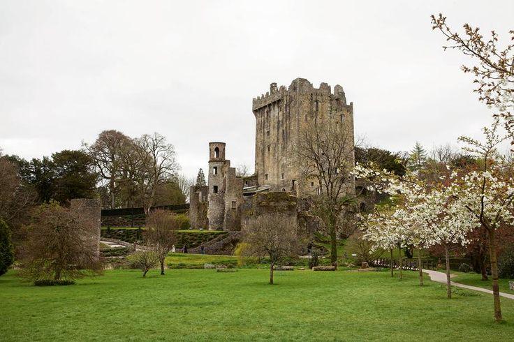 'n Soentjie vir die steen | Die Blarney-kasteel in Ierland