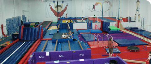 Seattle Gymnastics Academy | Indoor Playground in Ballard for Toddlers and Kids - weekdays 12-1 - kids 5 and under $6