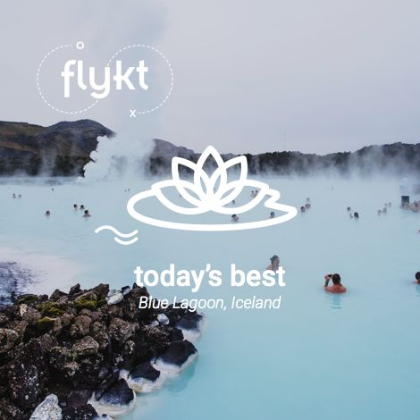 Today's Best, Wellness and Spa in Blue Lagoon, Iceland! Go and relax! #spa #relax #iceland #flykt