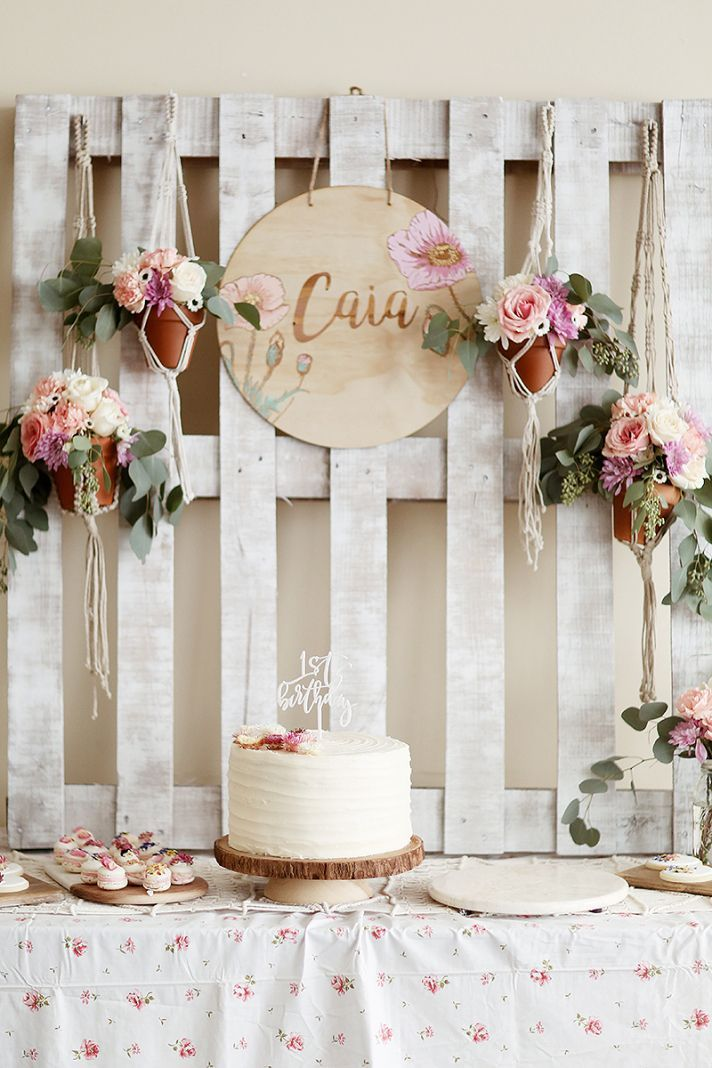 Boho Birthday Party Boho Party Decor Bohemian Party