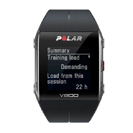 POLAR - V800 - black - GPS watch