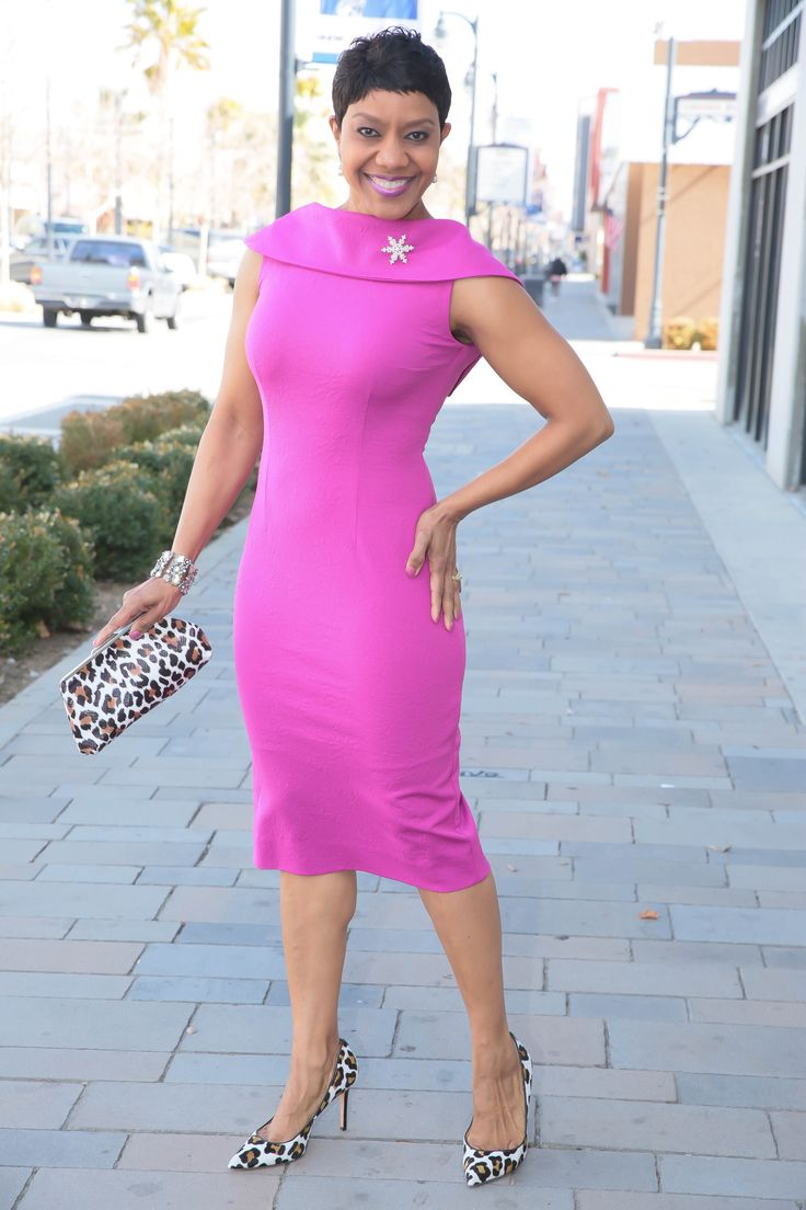 Looking for the perfect Valentine's Day Dress?  Look no further!  Check out this cute Burda 7178 - Retro-Style - Perfect Valentine's Day Dress, paired with animal print pumps and evening clutch. http://www.anitabydesign.com/burda-7178-retro-style-perfect-valentines-day-dress/