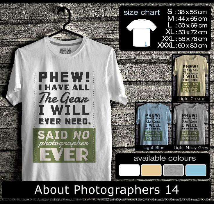 Kaos Photographer 2