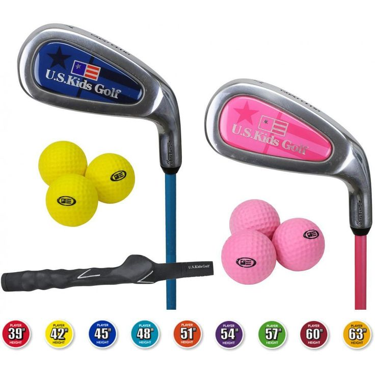 USKids yard club - toddler and young kids starter golf clubs.