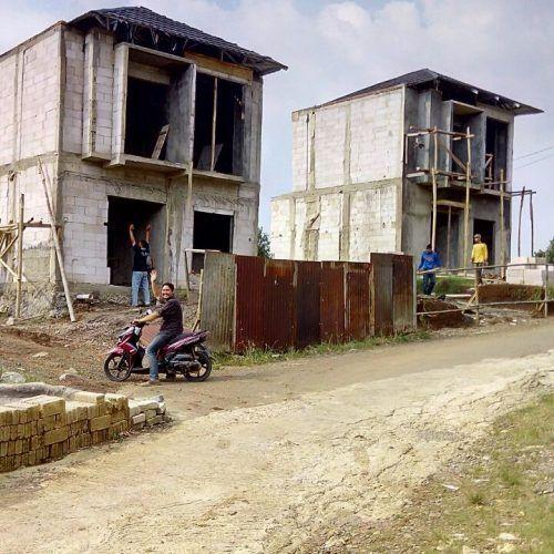 Rumah 2 Lantai Cluster Algira 6 Dramaga Bogor