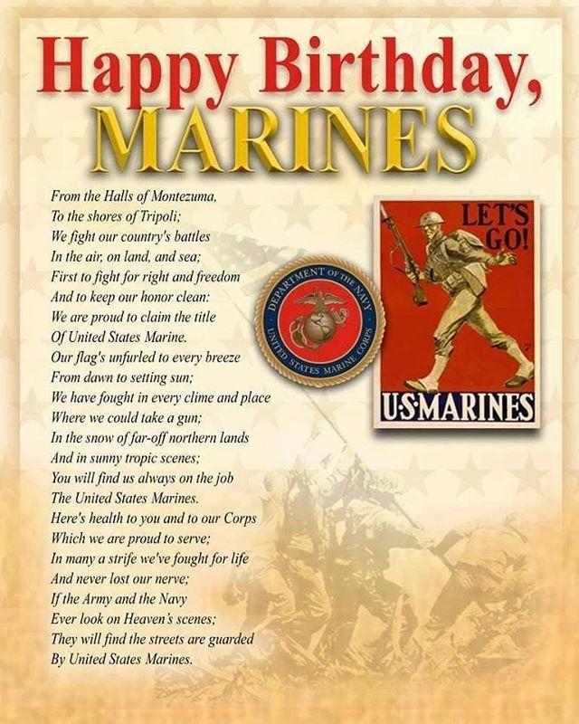 Marine Corps Birthday Memes Gifs Imgflip