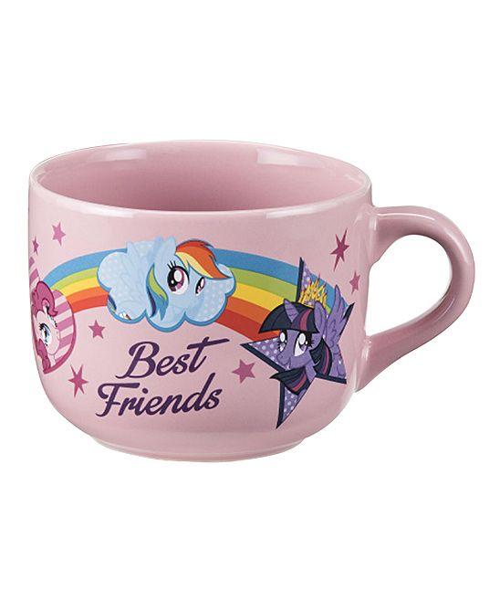 My Little Pony Friends Ceramic Soup Mug