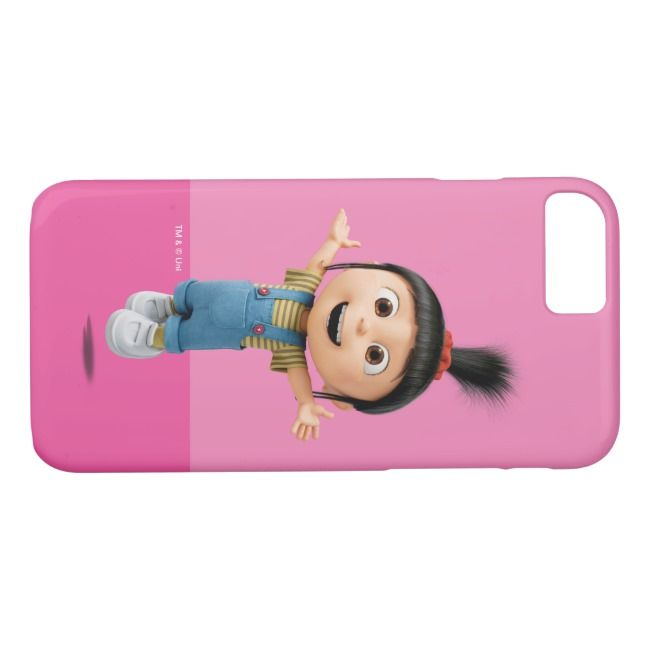 Despicable Me Agnes Case Mate Iphone Case Zazzle Com Iphone
