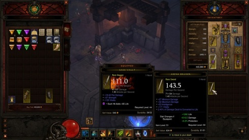 How to handle the Diablo Auction House.