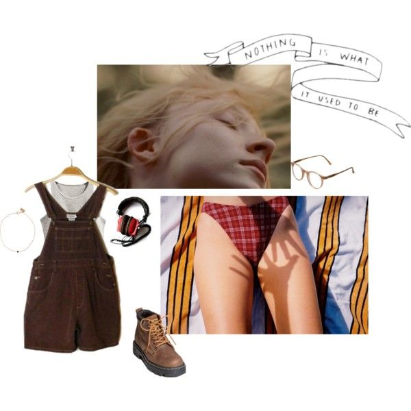 nothing is what it used to be by papawine on Polyvore featuring VANRYCKE and Cutler and Gross