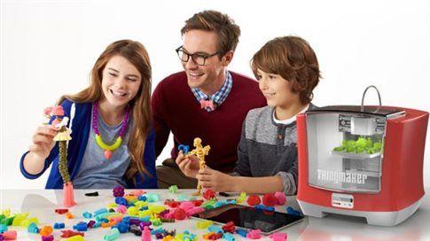 3D printing για παιδιά - H τρισδιάστατη εκτύπωση είναι πλέον παιχνιδάκι - Eιδήσεις - Xiaomi-Miui.gr