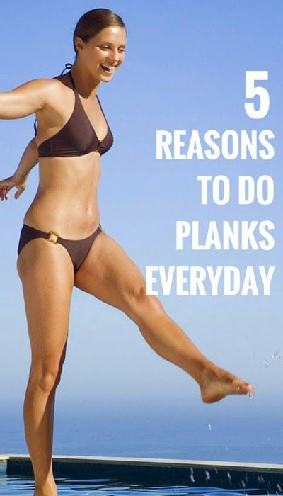5 Reasons To Do Plank Everyday   Fit Villas