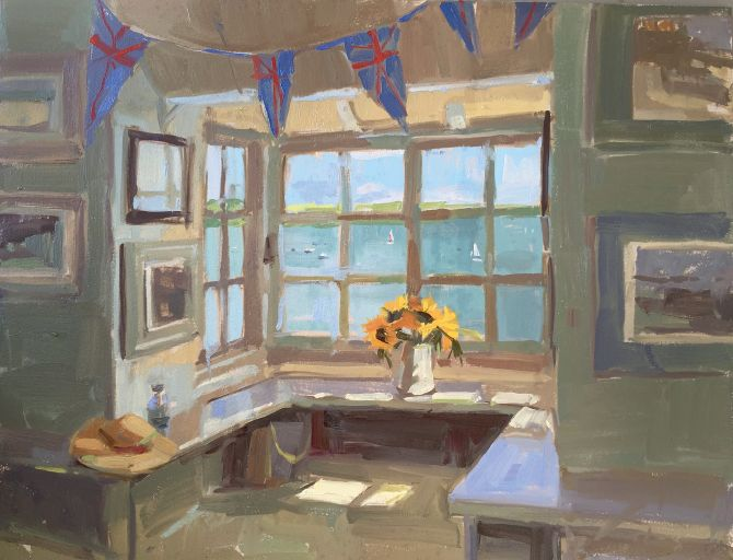 How to Avoid Overworking your Paintings with Haidee-Jo Summers