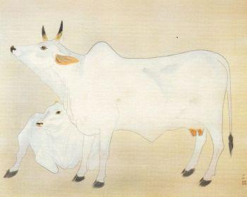 奥村 土牛 聖牛