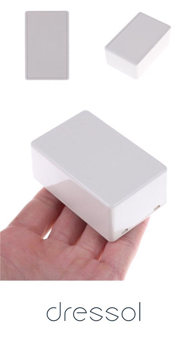 Plastic Waterproof Cover Project Electronic Instrument Case Enclosure Box Home Home Beach Cover Up Online Decorative Pillow Case Covers Enclosure Covered Boxes