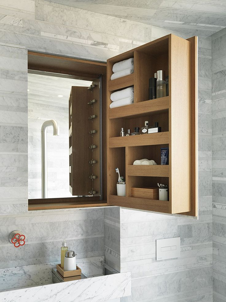 1000 ideas about bathroom mirror cabinet on 13652