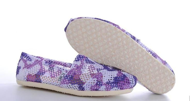 Toms Women Mesh Hollow Out urple Shoe : toms shoes sale,toms outlet online, welcome to toms outlet,toms outlet online,toms shoes outlet,toms shoes sale $17