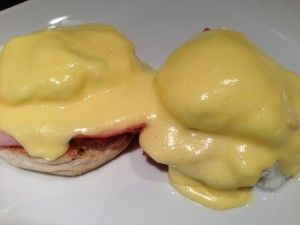 World's Best Hollandaise Sauce. Had a heart attack just reading the recipe... But really- for eggs florentine!