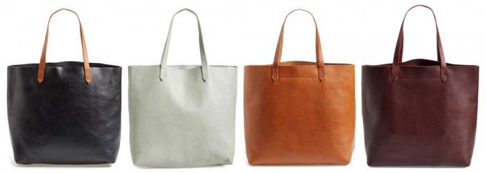 In Praise of the Madewell Transport Tote, Brooklyn's Most Omnipresent Handbag