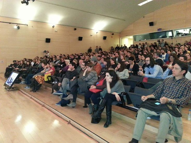 NEON NARRATIVES | Open Discussion, Benaki Museum