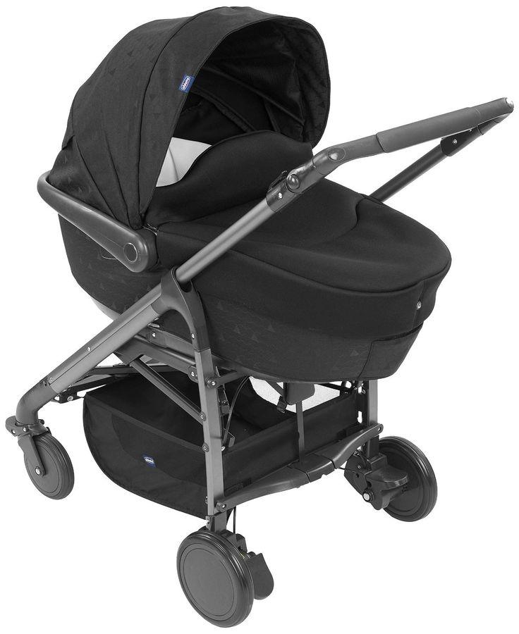Trio Love, une solution complète idéale pour le transport de bébé de 0 à 3 ans : nacelle/lit-auto, siège-auto et #poussette réversible. Entièrement équipé. #poussettecombinéetriolove #4roues #triolove #combinée