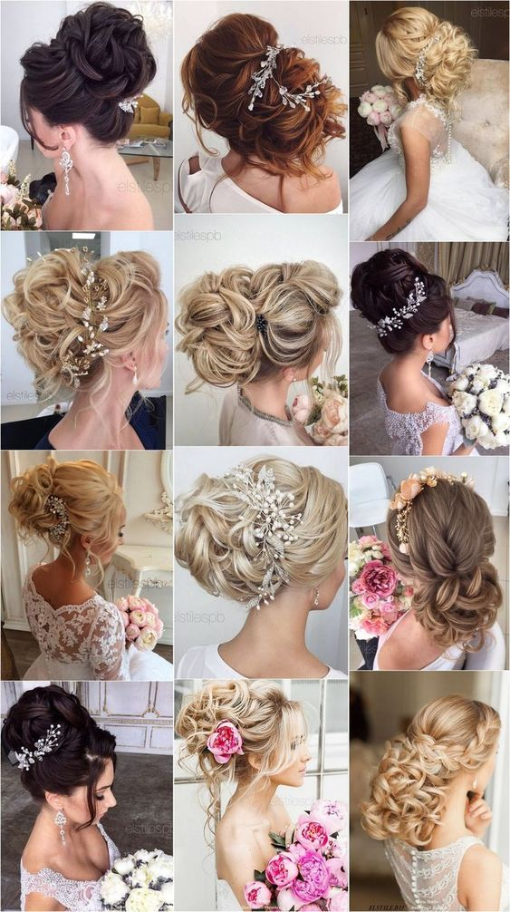 New Beautiful Hairstyle For Wedding. 10+ super gorgeous wedding hairstyles for the elegant bride. 10 beautiful braided hairstyles you'll love - The latest hairstyle trends for 2019