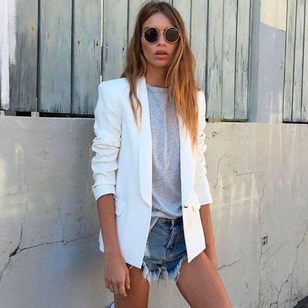 11 maneiras estilosas de usar short jeans