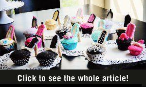 Cupcakes met Hoge Hakken - Vrouwen.nl