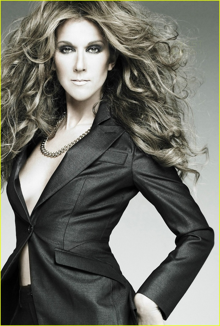 07039ae62b95 Celine Dion In Music Diva. she s the only one who can make me cry because  it s so beautiful .