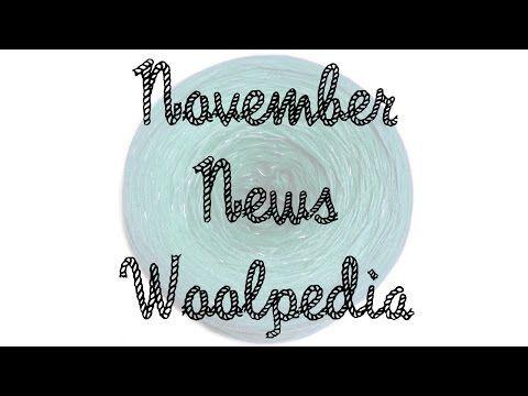November News - © Woolpedia - YouTube