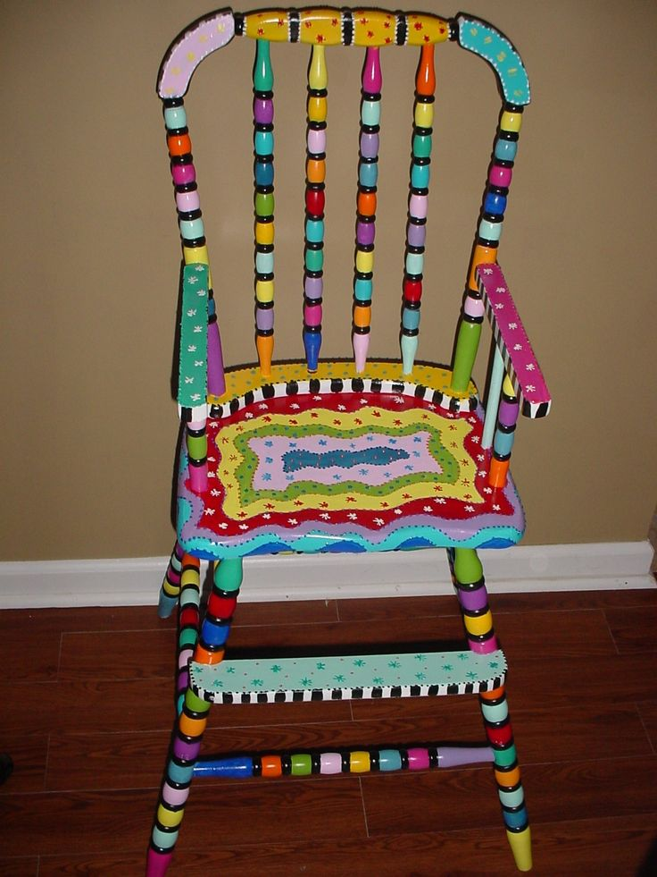 336 best funky handpainted furniture & acces. images on