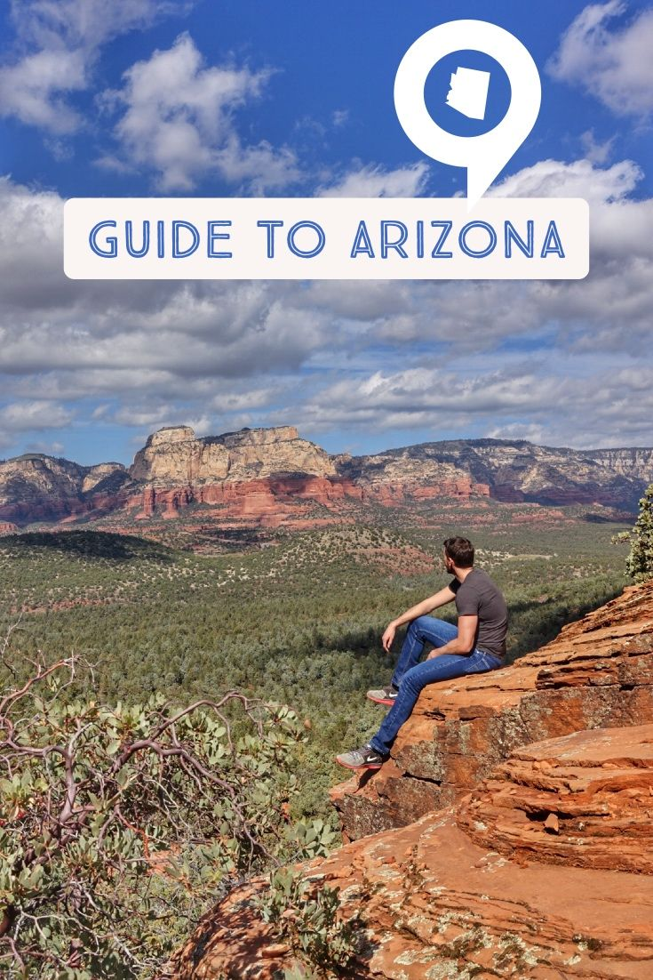 travel guide and best things to do in arizona including activities