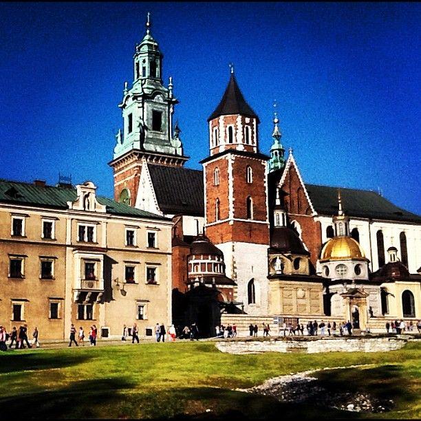 Zamek Królewski na Wawelu w Kraków