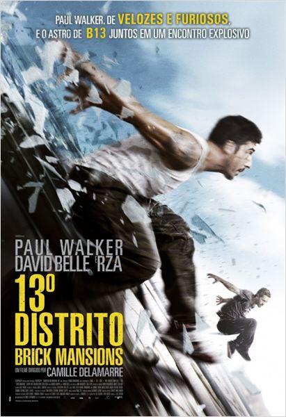 """""""13º Distrito"""" estreia em 19 de Junho. Trailer: youtu.be/BpphBgqMGHc"""