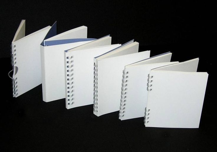Different ways to #wirebind - Get creative with it http://www.binding101.com/wire-o-binding-spines