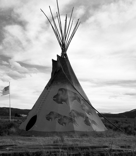 indian teepee mesa by SmokinToast via Flickr & 67 best Tipis images on Pinterest | Native american indians Tents ...