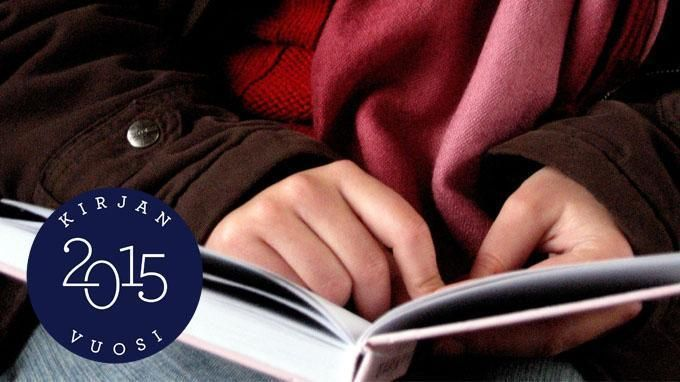 Kirjan vuosi lukuhaaste - HelMet kirjastojen haaste